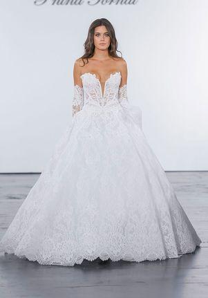 Kleinfield Bridal Beautiful Wedding Gowns Kleinfeld Beautiful Pnina tornai for Kleinfeld