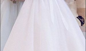 22 Lovely Knee High Wedding Dresses