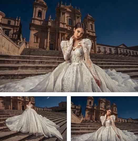 luxury wedding dresses jk 1