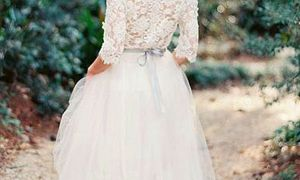 20 Best Of Lace and Tulle Wedding Dresses