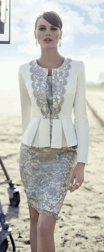 Lace Dresses for Wedding Fresh Chic Look