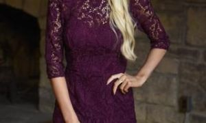 23 New Lace Dresses for Wedding Guests