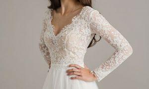 23 Beautiful Lace Simple Wedding Dresses