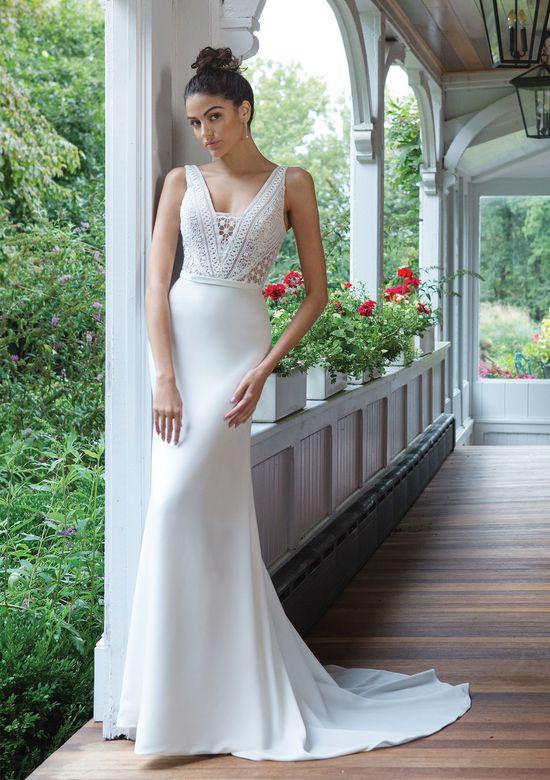 Lace Sweetheart Wedding Dresses Best Of Stil Figurumspielendes Kleid Aus Crepe Mit Einem