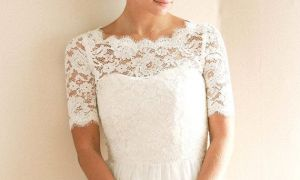 28 Fresh Lace toppers for Wedding Dresses