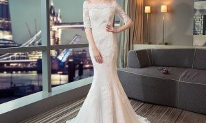 27 Beautiful Lace Up Wedding Dress