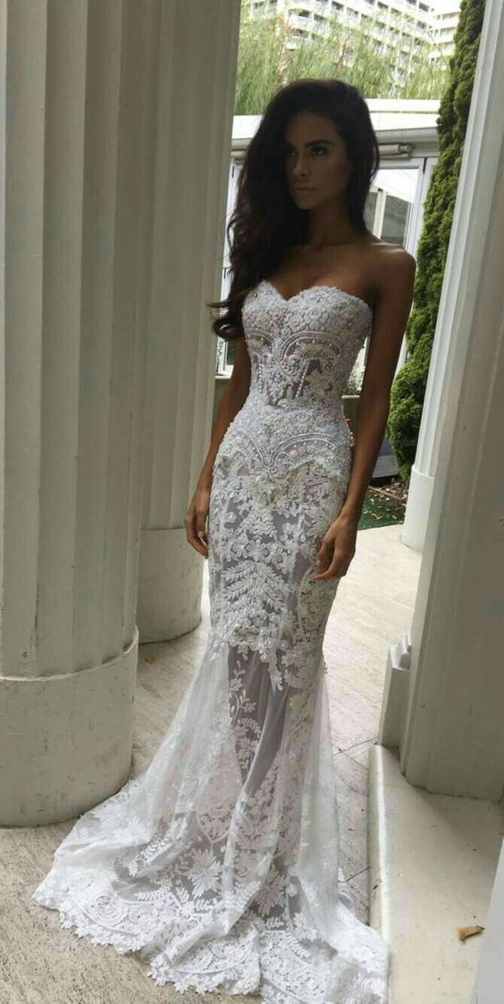 long white wedding dresses new wedding ideas fluffy mermaid lace wedding dresses