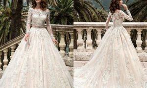 26 Beautiful Lace Wedding Dresses 2017