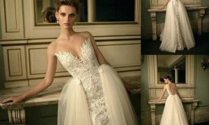 28 Lovely Lace Wedding Dresses Under 1000