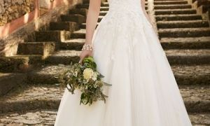 27 Luxury Lace Wedding Dresses with Cap Sleeves
