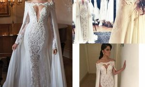 22 Inspirational Lace Wrap for Wedding Dress