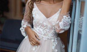 20 Elegant Laid Back Wedding Dresses