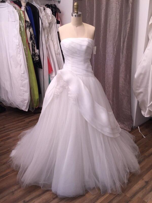 Lebanon Wedding Dresses Lovely Ivory Vera Wang Size 0 Wedding Dress