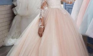 25 Lovely Little Girl Wedding Dresses