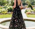 Long Dresses for Summer Wedding Beautiful Embroidered V Neck Bohemia Maxi Dresses