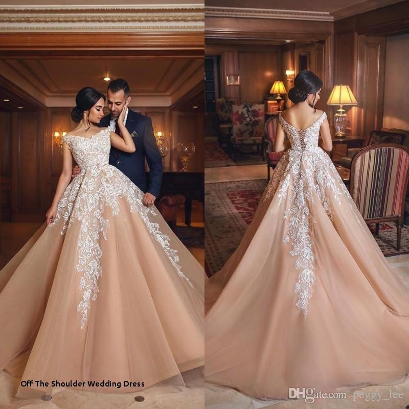 long white wedding dresses beautiful f the shoulder wedding dress i pinimg 1200x 89 0d 05 890d