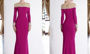 20 Beautiful Long Sleeve Dresses for Wedding Guest