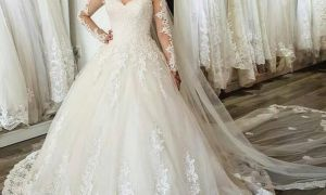 25 Inspirational Long Sleeve Wedding Dress for Sale