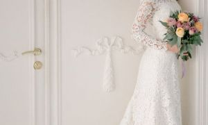 26 Inspirational Long Sleeve Wedding Dresses Designer