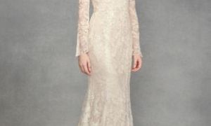 26 Elegant Long Sleeved Wedding Dresses Vera Wang