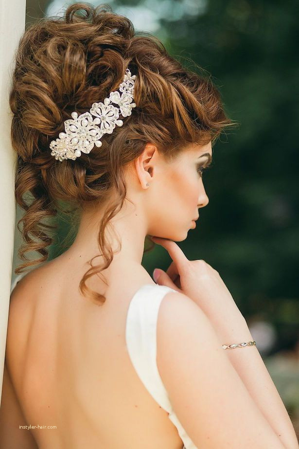 Long Wedding Dress Inspirational Cool Hairstyle for Long Dress with Extra Wedding Hair Bridal