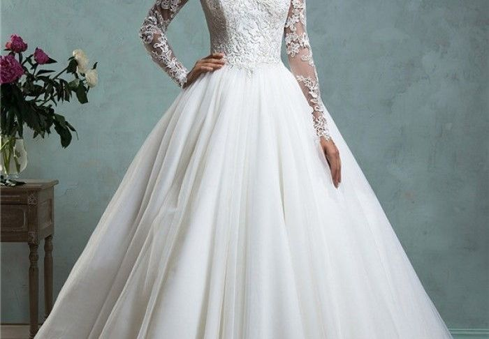 Long Wedding Dresses Best Of Lace Wedding Gown with Sleeves New Extravagant Gown Wedding
