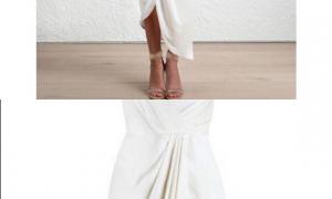 23 Inspirational Long White Silk Dress