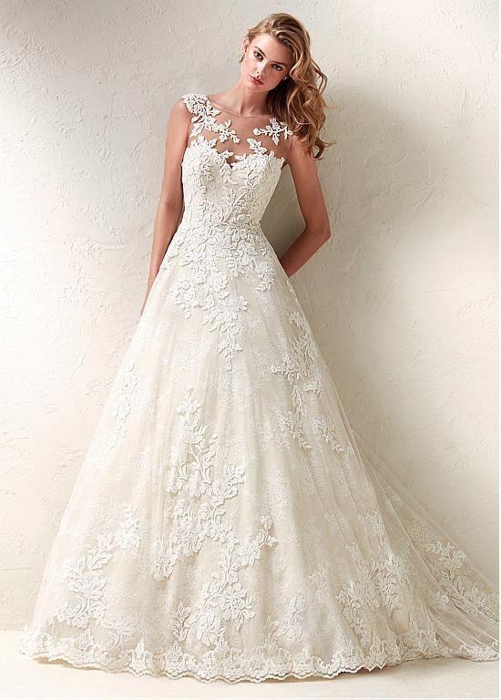 wedding dresses fresno dressilyme dressilyme dressilyme modest tulle jewel neckline a inspirational