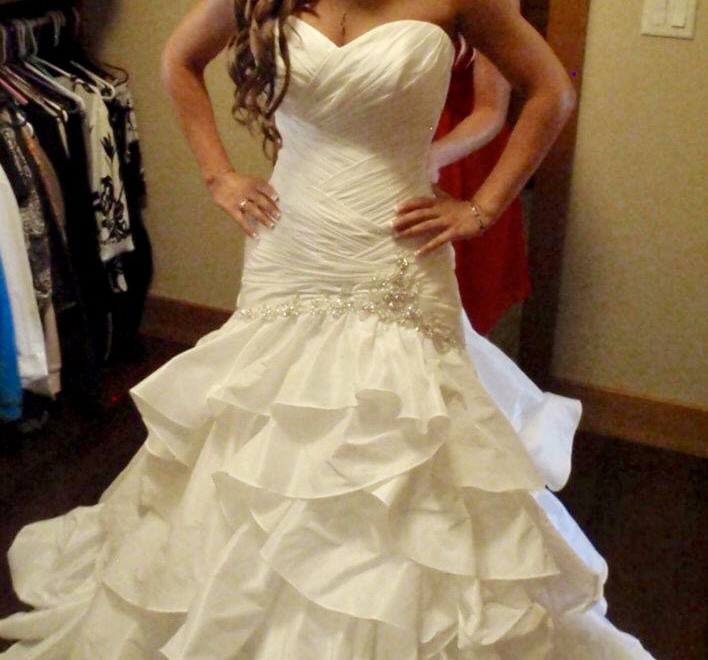 Maggie sottero Used Wedding Dresses Inspirational Maggie sottero Size 4
