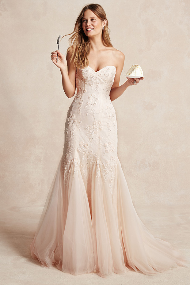 Monique Lhuillier Bliss 2015 Wedding Dresses 1513 wedding dress designers