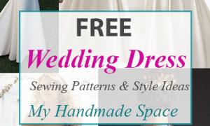 23 New Make Wedding Dresses