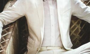 29 Fresh Masculine Wedding Dresses