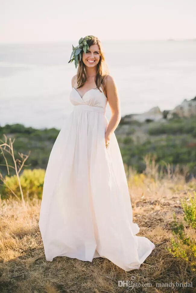 Maternity Beach Wedding Dresses Lovely $seoproductname