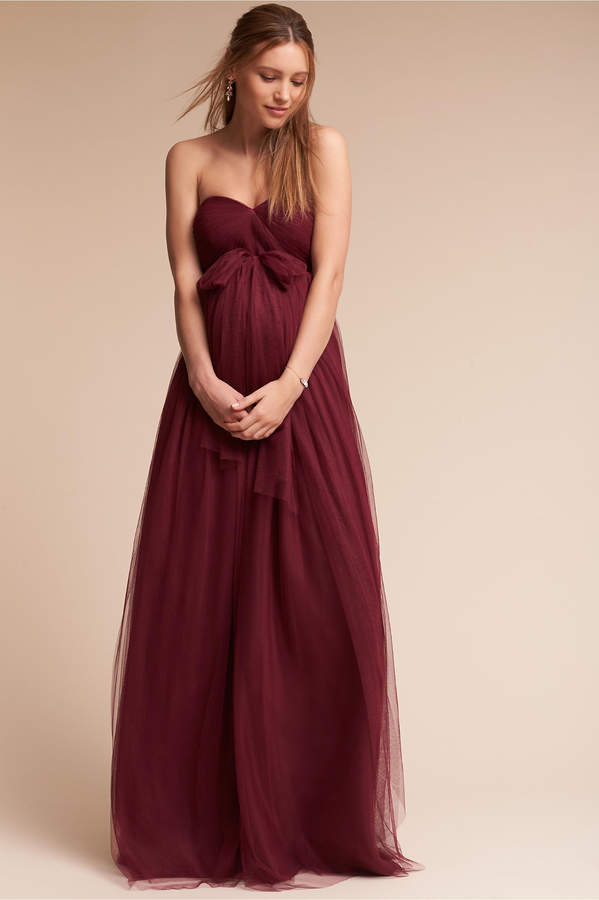 maternity dresses to wear to a wedding in accord with watters wedding dress trends
