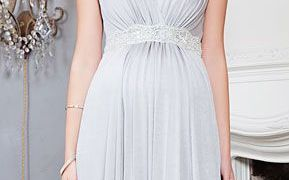 21 Inspirational Maternity Dresses for Wedding Party