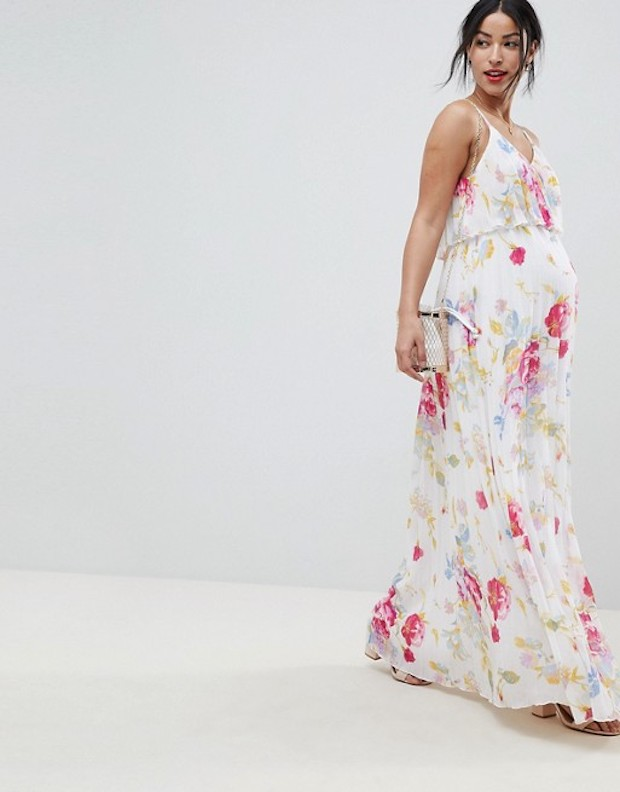 Maternity Wedding Guest Dress