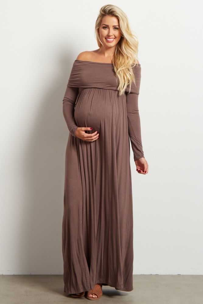 mocha cowl neck long sleeve maternity maxi dress awesome of maternity wedding guest dresses of maternity wedding guest dresses