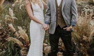 29 Unique Men Wedding Dresses