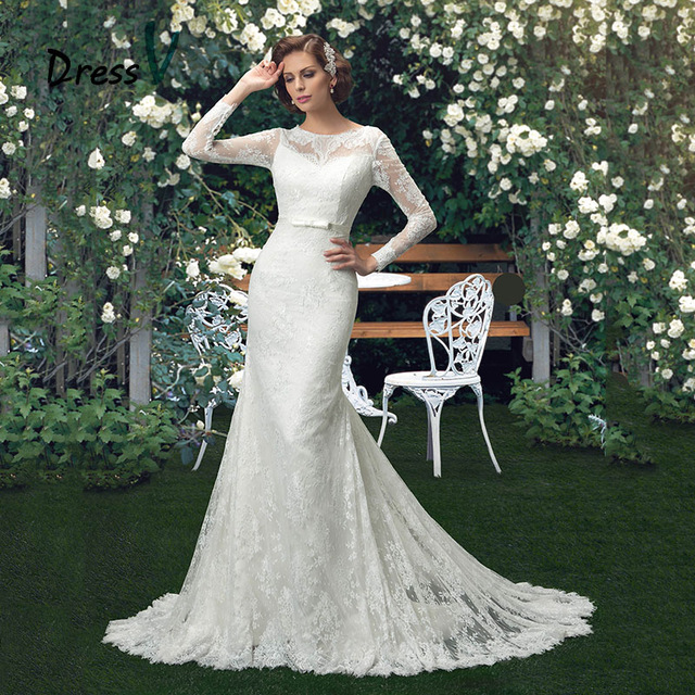 wedding dress store new aliexpress dressv white vintage mermaid lace wedding