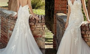 20 Lovely Mermaid Wedding Dresses Under 500