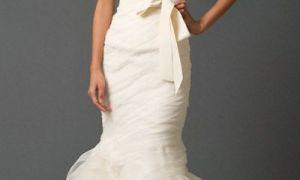 25 New Mermaid Wedding Dresses Vera Wang
