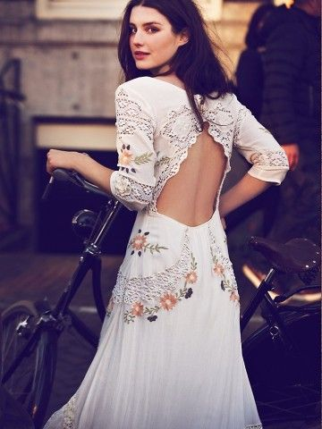Mexican Style Wedding Dresses Elegant Free People Mexican Wedding Dress