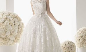27 Awesome Mid Calf Wedding Dresses
