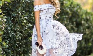 21 Fresh Midi Dresses for Wedding Guests