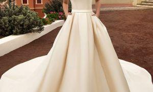 30 Lovely Mikado Silk Wedding Dress