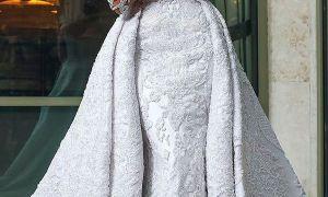 28 Luxury Modern Lace Wedding Dresses