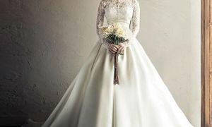 28 Fresh Modest Long Sleeved Wedding Dresses