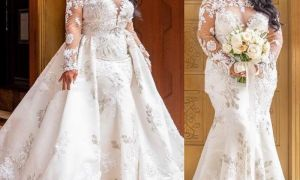 28 Best Of Modest Plus Size Wedding Dresses