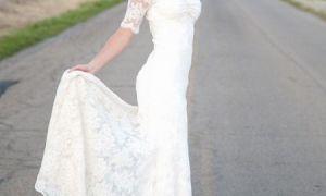 21 Beautiful Modest Vintage Wedding Dresses