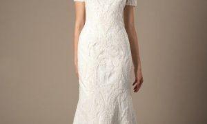 27 Lovely Modest Wedding Dresses Utah